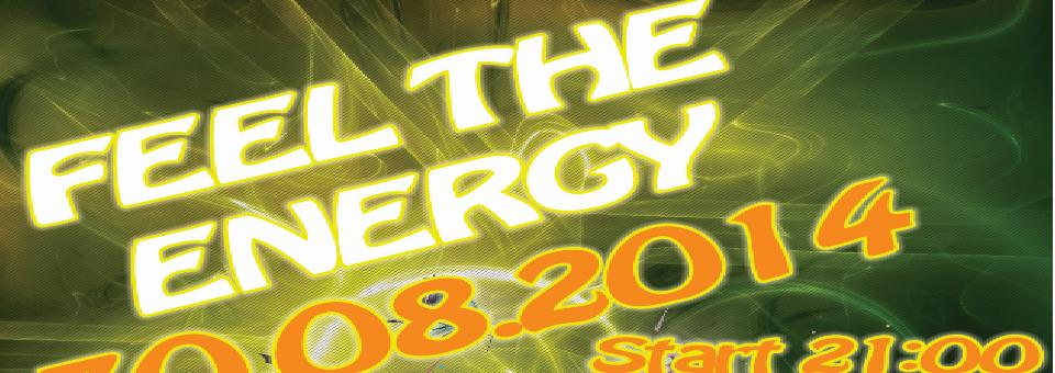 Feel the energy – odjechana impreza na zakończenie lata!