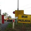 Uwaga! Dziś zamknięty przejazd między Smolcem i Mokronosem