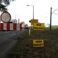 Uwaga: Przejazd kolejowy między Smolcem a Mokronosem będzie zamknięty w dniach 19-23 marca