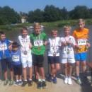 Udany występ młodych biegaczy ze Smolca