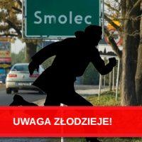 Uwaga na złodziei!