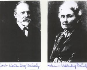 Dziadkowie Adi Mallmann
