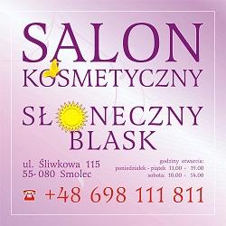 Salon Kosmetyczny Słoneczny Blask