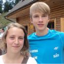 Rozmowa z medalistą MP w skokach narciarskich, Dawidem Jarząbkiem