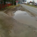 Informacja od Radnego Powiatowego H. Kurysia odnośnie zatoczki przystankowej