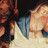 Pierwsze Święta Bożego Narodzenia