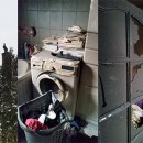 Przy ul. Polnej spłonął dom- prośba o pomoc