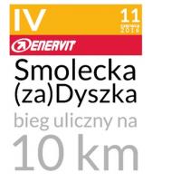Enervit sponsorem tytularnym IV Smoleckiej (za)Dyszki!