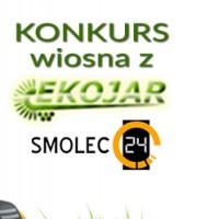 """Super Konkurs """"Wiosna z Ekojarem"""" i portalem smolec24.pl – wygraj kosiarkę STIGA!"""