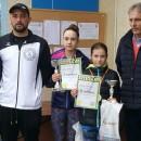 Złoto dla Amelii Kopel, utalentowanej tenisistki ze Smolca