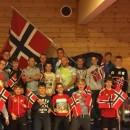 Tygrysy na zawodach i obozie w Norwegii