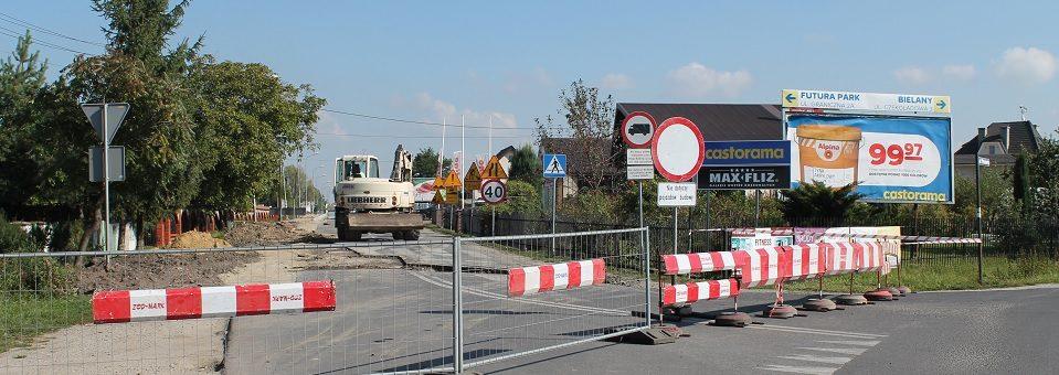 Uwaga: Odcinek ul. Chłopskiej będzie zamknięty od poniedziałku 26 września do piątku 30 września