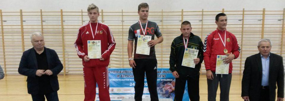 Smolczanin z medalem w zapasach na Mistrzostwach Polski w Myślenicach