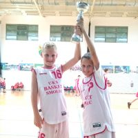 Rozpocznij przygodę z koszykówką razem z UKS BASKET SMOLEC