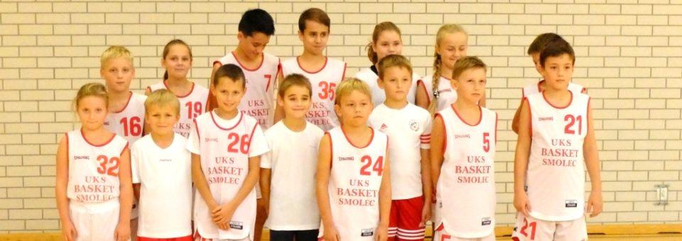 UKS Basket Smolec zaprasza na obóz sportowy Lato z koszykówką