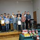 Spotkanie świąteczne zapaśników z gminy Kąty Wrocławskie