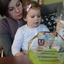 Jest nas już cztery tysiące! Mała Iga otrzymała dziś słodką nagrodę