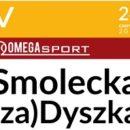 V OMEGA SPORT Smolecka (za)Dyszka – najważniejsze informacje