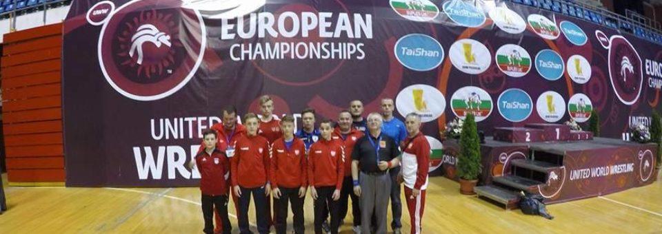 Z Belgradu, z Mistrzostw Europy w zapasach młodzików, wracamy bez medali, ale z cennym doświadczeniem