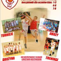 Rozpocznij przygodę z koszykówką w UKS BASKET SMOLEC