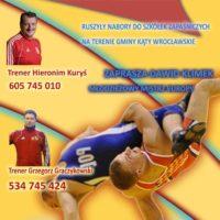 Bezpłatna oferta zajęć sportowych dla dzieci i młodzieży z Gminy Kąty Wrocławskie!