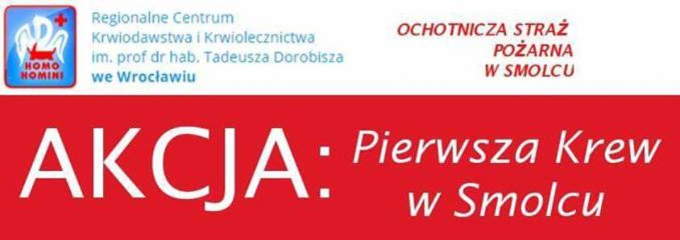Oddaj krew ze strażakami już w najbliższą sobotę w godz. 9:00-13:00