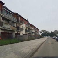 Wprowadzenie docelowej organizacji ruchu w rejonie ul. Granitowej