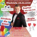 Zapraszamy na Magiczne Walentynki w Smolcu już w najbliższą niedzielę 18 lutego