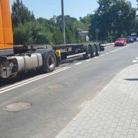 Odbiór drogi powiatowej (ul. Głównej) po dłuuugim remoncie w końcu za nami
