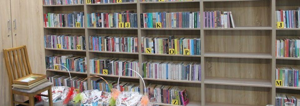 Od 14 maja rusza Biblioteka GOKiS w Smolcu. Serdecznie zapraszamy :)