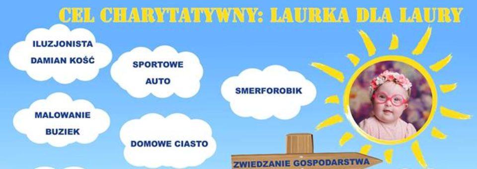Piknik rodzinny na rzecz Laury ze Smolca już 26 sierpnia w Zielonej Dolinie