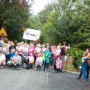 II Smolecki Marsz po zdrowie czyli marsz Nordic walking o kotylion dożynkowy