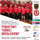Powiatowy Turniej Mikołajkowy w zapasach już 1 grudnia o godz. 9:00 w ZSP w Smolcu