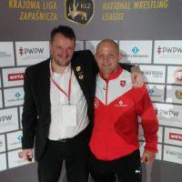 Mistrz świata będzie trenował młodych zapaśników w gminie Kąty Wrocławskie