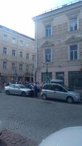 W tym miejscu przed II wojną światową była apteka, której współwłaścicielem był adwokat Radowicz, dziadek Maryli Rodowicz