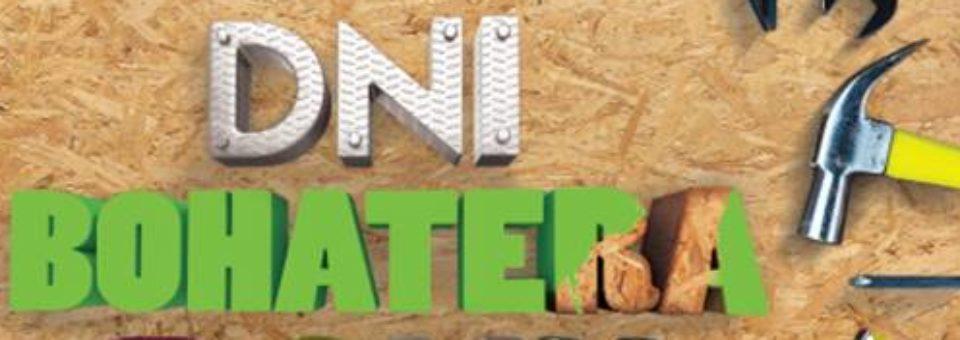 DNI BOHATERA DOMU 18 września – 8 października w Liroy Merlin