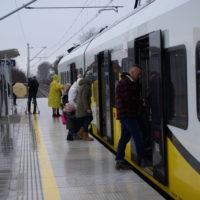 Przystanek kolejowy Mokronos Górny – już czynny
