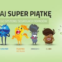 Nowe zasady segregacji odpadów od 1.01.2020 roku