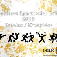 Wyniki Plebiscytu na Sportowca Roku 2019 Smolec / Krzeptów