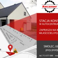 Stacja kontroli pojazdów AUTOcentrum Keczmer – cudze chwalicie, swego nie znacie