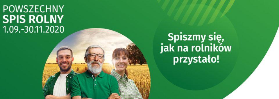 Przypominamy o obowiązkowym powszechnym spisie rolnym