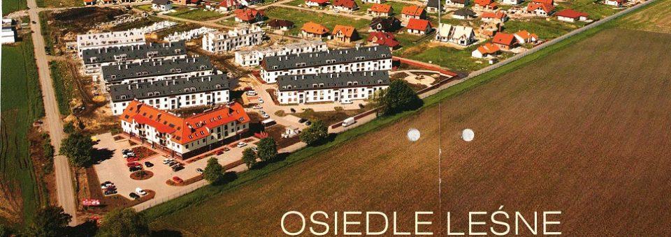 20 lat Osiedla Leśnego – rozmowa miesiąca z Zdzisławem Wojtasiakiem, budowniczym pierwszego domu na osiedlu