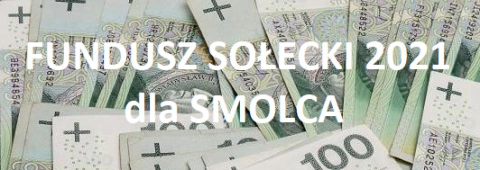 Fundusz sołecki Osiedla Leśnego na rok 2021