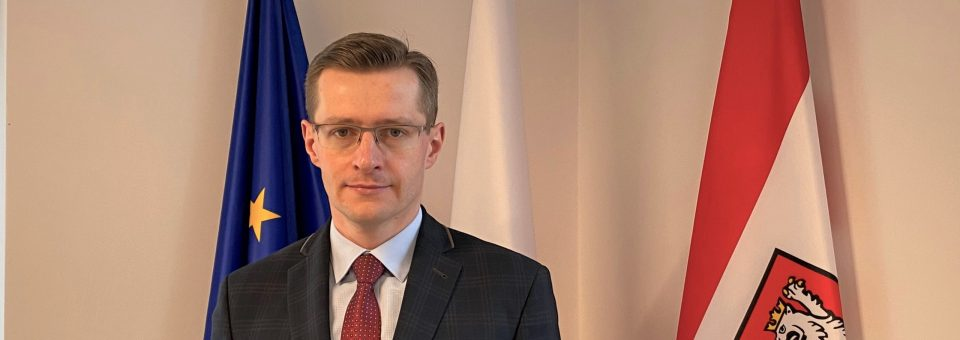 Julian Żygadło wyznaczony na pełniącego funkcję Burmistrza Miasta i Gminy Kąty Wrocławskie