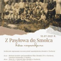 Z Pawłowa do Smolca – historia nieopowiedziana