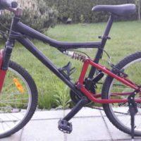 Sprzedam rower młodzieżowy dla chłopca